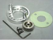 TA-01/02 Aluminiowe mocowanie silnika Tamiya 53142