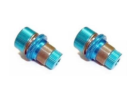 TRF415MSX Cylindry amortyzatorów (2) Tamiya 9804248