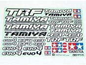 TB Evo IV Naklejki Tamiya 1425984