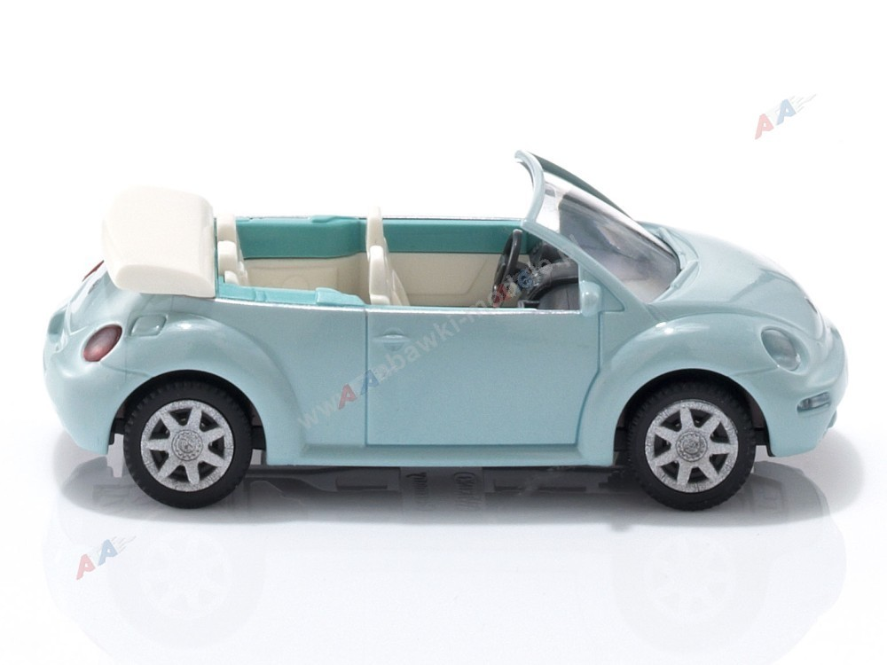 vw new beetle cabrio 1 87 ata wiat modeli i zabawek. Black Bedroom Furniture Sets. Home Design Ideas