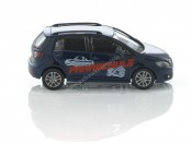 VW Golf VI Plus nauka jazdy niebieski metalik