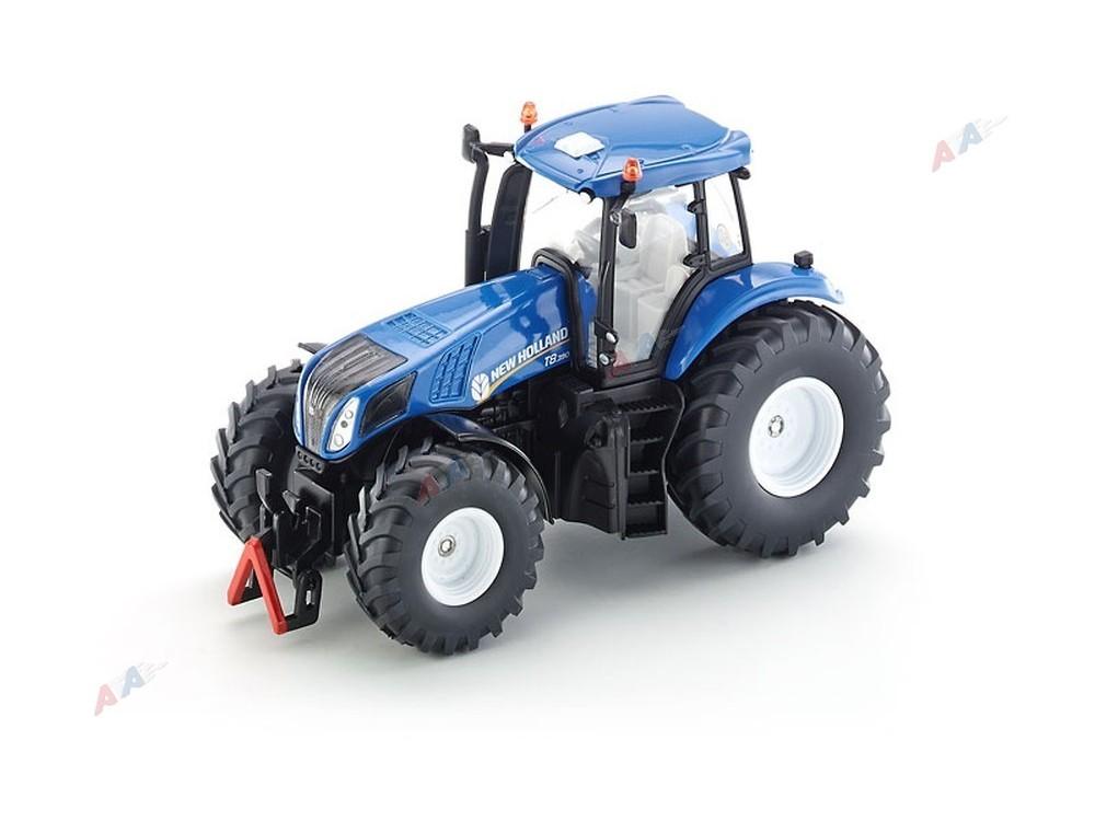 siku 3273 traktor new holland 1 32. Black Bedroom Furniture Sets. Home Design Ideas