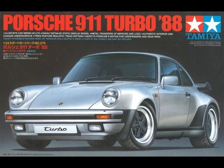 Tamiya 24279 1/24 Porsche 911 Turbo 88 - foto 1