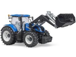 Zabawka Traktor New Holland T7.315 z ładowaczem