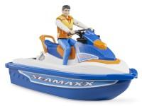 Zabawka skuter wodny z figurką foto 3