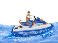 Zabawka skuter wodny z figurką foto 5